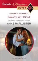 Savas's Wildcat 0373528612 Book Cover