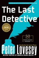 The Last Detective 1569472092 Book Cover