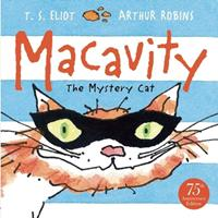 Macavity: The Mystery Cat 0571308139 Book Cover