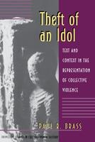 Theft of an Idol 0691026505 Book Cover