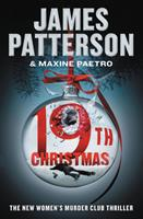 The 19th Christmas 0316420271 Book Cover