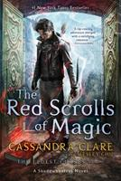 The Red Scrolls of Magic 1481495097 Book Cover