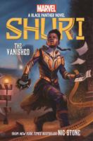 The Vanished (Shuri: A Black Panther Novel #2) 1338587188 Book Cover