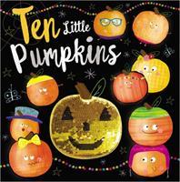 Ten Little Pumpkins 1788431669 Book Cover