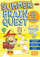 Summer Brain Quest: Between Grades Pre-K  K 1523502991 Book Cover