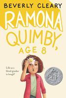 Ramona Quimby, Age 8 0440473500 Book Cover