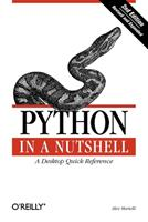 Python in a Nutshell (In a Nutshell (O'Reilly))