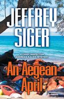 An Aegean April 1464209456 Book Cover