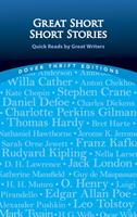 Great Short Short Stories: Quick Reads by Great Writers 0486440982 Book Cover