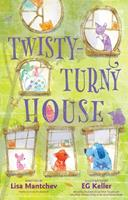 Twisty-Turny House 1534438475 Book Cover