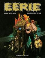 Eerie Archives Volume 27 1506712347 Book Cover