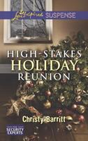 High-Stakes Holiday Reunion 0373445636 Book Cover