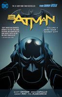 Batman, Volume 4: Zero Year: Secret City 1401245080 Book Cover