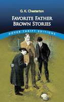 Favorite Father Brown Stories 0486275450 Book Cover