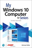 My Windows 10 Computer for Seniors (Includes Video and Content Update Program) 0789754606 Book Cover