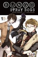 Bungo Stray Dogs, Vol. 1 (light novel): Osamu Dazai's Entrance Exam 1975303229 Book Cover