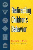 Redirecting Children's Behavior 1884734308 Book Cover