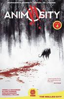 Animosity, Vol. 4: The Walled City 1949028038 Book Cover