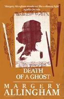 Death of a Ghost 0553249584 Book Cover