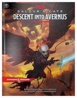 Baldur's Gate: Descent into Avernus 0786966769 Book Cover