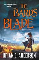 The Bard's Blade 1250214645 Book Cover