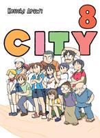 CITY, 8 1949980197 Book Cover