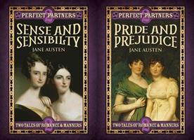 Sense and Sensibility / Pride and Prejudice 0765199807 Book Cover