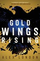 Gold Wings Rising 0374306893 Book Cover