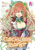 Clockwork Planet, Vol. 4 1642750026 Book Cover