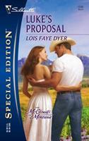Luke's Proposal 0373247451 Book Cover