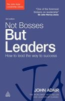 Not Bosses But Leaders: How to Lead the Way to Success 0749446323 Book Cover