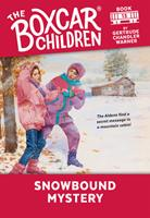 Snowbound Mystery 0590426761 Book Cover