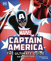 Captain America Ultimate Guide New Edition 0744042836 Book Cover