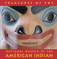 Treasures Of The National Museum Of The American Indian: Smithsonian Institute (Tiny Folio) 0789208415 Book Cover