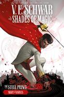 Shades of Magic Vol. 2: Night of Knives 1782762116 Book Cover
