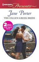 The Fallen Greek Bride / At the Greek Boss's Bidding 0373238932 Book Cover