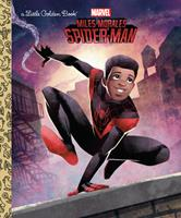 Miles Morales (Marvel Spider-Man) 0593173244 Book Cover