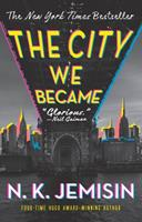 The City We Became 0316509884 Book Cover