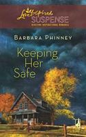 Keeping Her Safe 0373442955 Book Cover