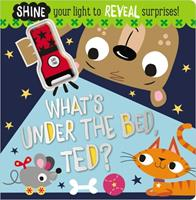 Board Book What's Under the Bed, Ted? 1786924420 Book Cover