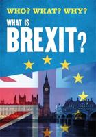 Who? What? Why?: What is Brexit? 1526306700 Book Cover