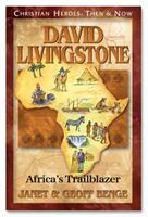 David Livingstone: Africa's Trailblazer 1576581535 Book Cover