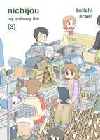 Nichijou, Vol. 3 1942993323 Book Cover