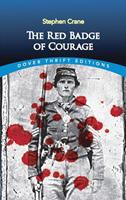 The Red Badge of Courage 0893756067 Book Cover