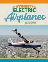Futuristic Electric Airplanes 1680203460 Book Cover