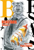 BEASTARS, Vol. 11 1974709256 Book Cover
