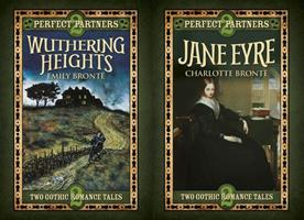 Jane Eyre / Wuthering Heights 0681270705 Book Cover