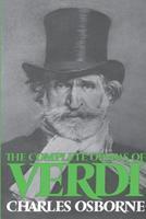 The Complete Operas of Verdi 0306800721 Book Cover
