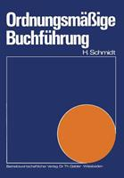 Ordnungsmassige Buchfuhrung 3409100016 Book Cover