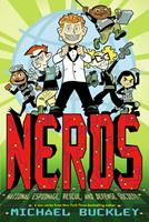 NERDS: National Espionage, Rescue, and Defense Society (Book One) 0810943247 Book Cover